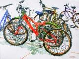 lido bikes 120 18x24