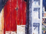 red door st kitts 22 x16