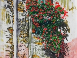 flowering balcony 2 venice 30x22