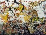 oak-leaves-n-berries-19.5x26