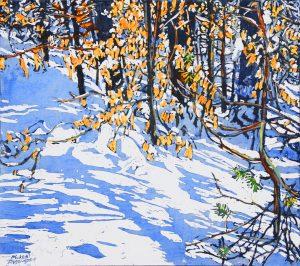 new winter | Micheal Zarowsky Fine Art | Micheal Zarowsky